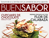 Revista BUEN SABOR