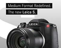Social Media & Banner Campaign for Leica