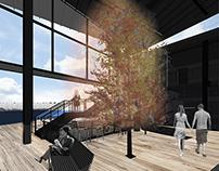 Bastrop County Retreat, Design VIII