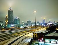Snowpocalypse 2014 - ATL
