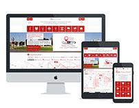 PadovaSmart - Smart City Community Website and Brand