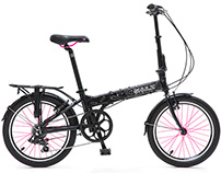 Shulz bikes X Yeka Haski