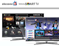 Samsung SmartTV Application