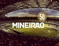 Campanha - Mineirão 50 anos