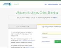 Jersey Online Banking