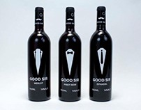 Wine label and packaging