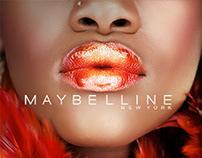 Maybelline facebook design