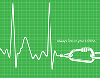 Carabiner Heartbeat