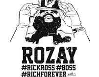ROZAY T SHIRT