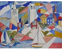 San Francisco Memento by Kevin Geary