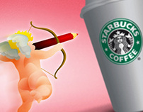 Starbucks St. Valentine