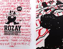 ROZAY poster