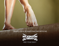 Wilkinson Women Olympic Games