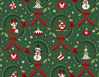 Winter Friends Pattern