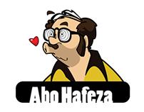 Abo Hafezah Cartoon