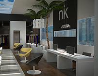 Maquete Eletronica - NK Store
