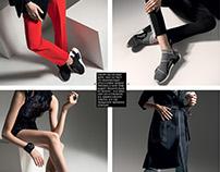 Adidas | Vogue Russia