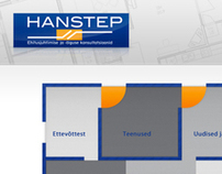 Logotype & website design for building company