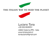 "Corporate ""Luciano Tona"" studio address"