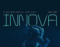 Innova Thin Tech Font