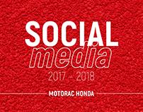 Social Media - Motorac