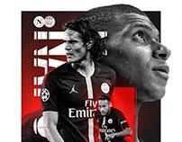 PSG x Napoli FC