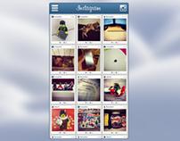 Instagram App pour OS X