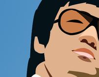 Vector Series 1: Bruce Lee