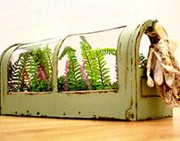 Greenhouse Mailbox