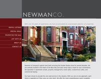 Newman Co. Website