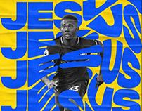 Social Media graphics - Football #8