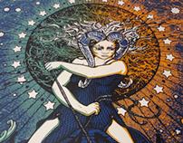 Austin Lucas European Tour Poster 2012