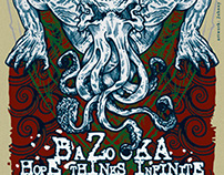 ZE.RO 2012/2013: Gig Posters