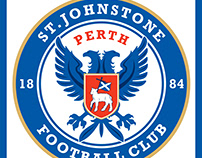 ST. JOHNSTON FC.
