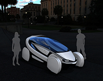 ARC the Augmented Reality Car