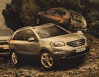 Aventura Renault Suv