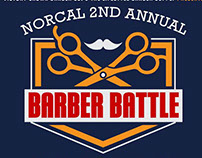 NorCal 2nd Annual Barber Battle 2017