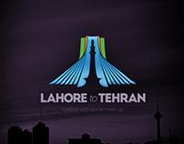 Lahore to tehran