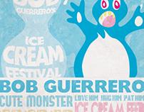 Poster Bob Guerrero