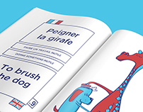 Idioms / Illustration & Publishing