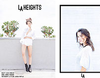 L.A. HEIGHTS  - KIT MAGAZINE