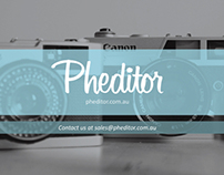 Pheditor Sales Presentation