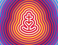 love hope faith - full color