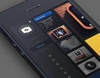 Mobile Portfolio Concept
