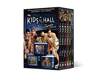 The Kids in the Hall: The Complete Series