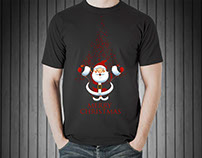 Christmas t-shirt .