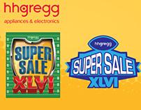 hhgregg Retail Campaigns