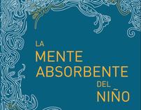 """""""La mente absorbente del niño"""" cover book"""