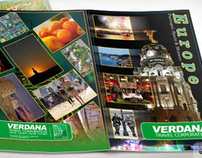 verdana brochures