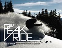 Snowboarding Magazine - iPad App